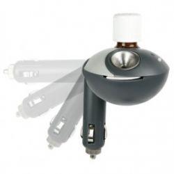 Auch im Auto ein guter Duft: mit dem praktischen AKKIS Autodiffusor